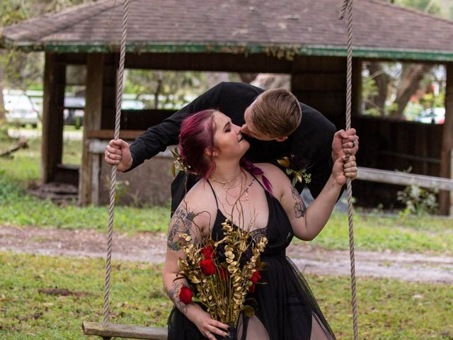Kiernan and Breyanna's Wedding in Odessa, Florida 6