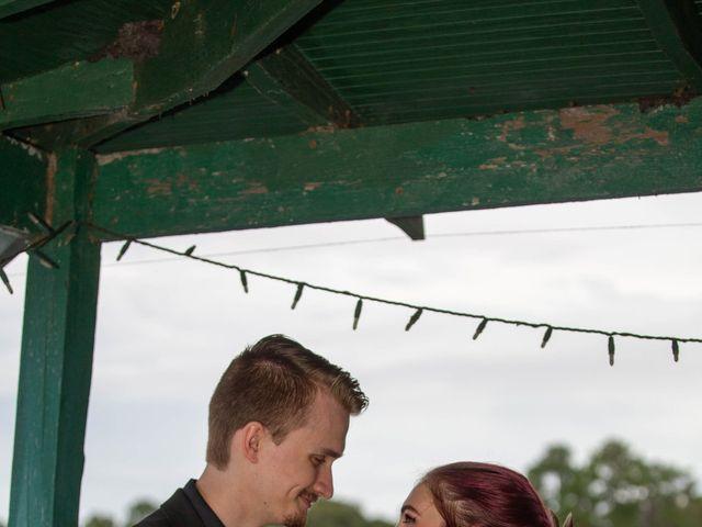 Kiernan and Breyanna's Wedding in Odessa, Florida 8