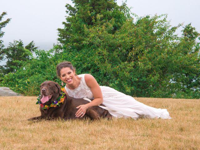 Ricardo and Danielle's Wedding in Newport, Rhode Island 3