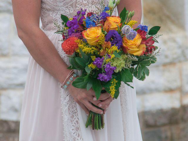 Ricardo and Danielle's Wedding in Newport, Rhode Island 4