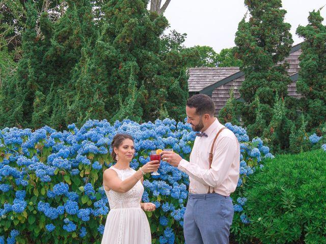 Ricardo and Danielle's Wedding in Newport, Rhode Island 5