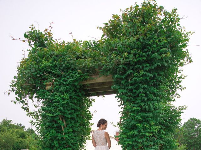 Ricardo and Danielle's Wedding in Newport, Rhode Island 7
