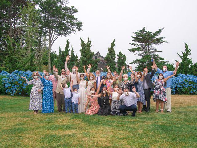 Ricardo and Danielle's Wedding in Newport, Rhode Island 9