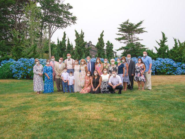 Ricardo and Danielle's Wedding in Newport, Rhode Island 10