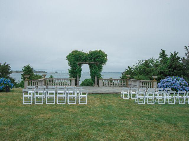 Ricardo and Danielle's Wedding in Newport, Rhode Island 13