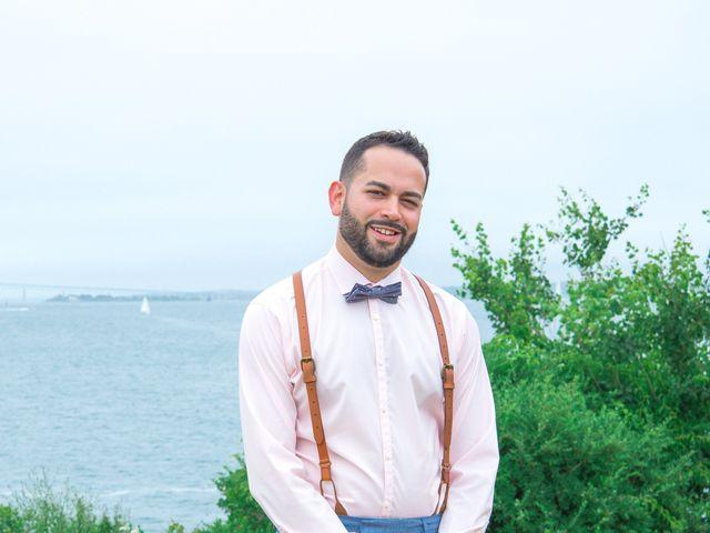 Ricardo and Danielle's Wedding in Newport, Rhode Island 16