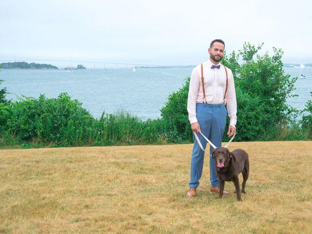 Ricardo and Danielle's Wedding in Newport, Rhode Island 17