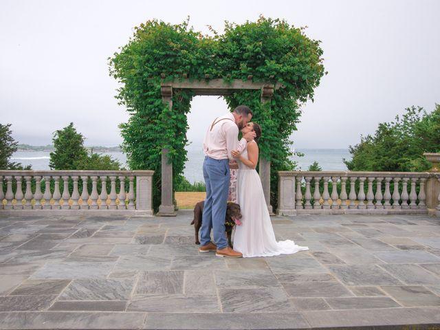 Ricardo and Danielle's Wedding in Newport, Rhode Island 19