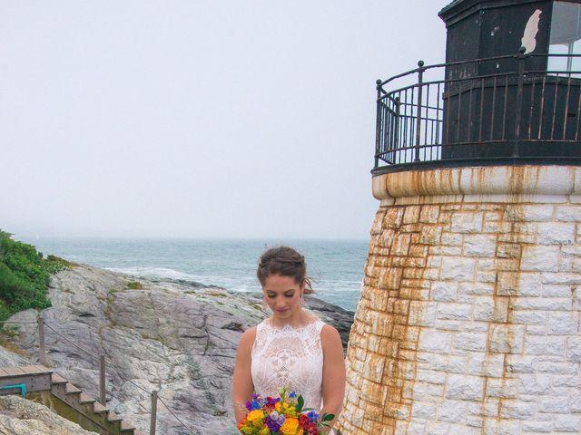 Ricardo and Danielle's Wedding in Newport, Rhode Island 20