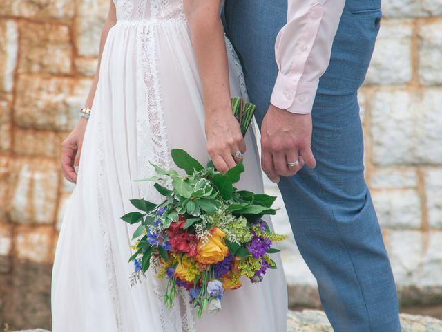 Ricardo and Danielle's Wedding in Newport, Rhode Island 23