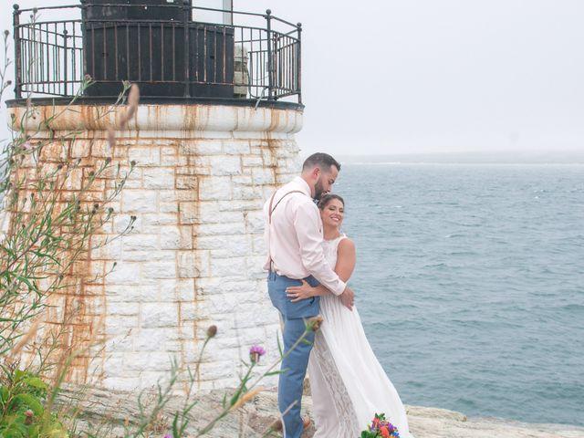 The wedding of Danielle and Ricardo