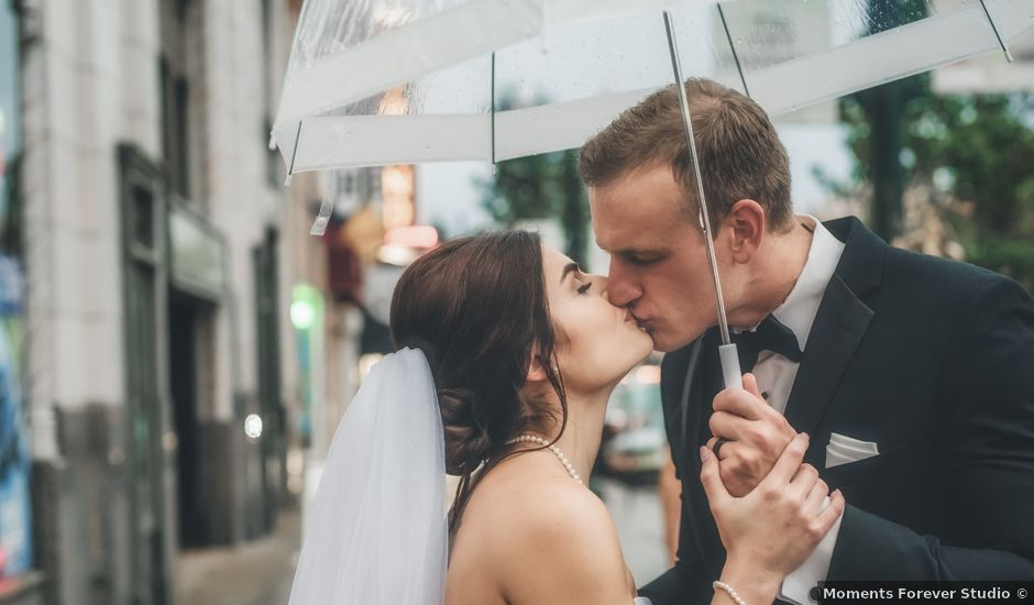 Lauren and Kirk's Wedding in Pontiac, Michigan