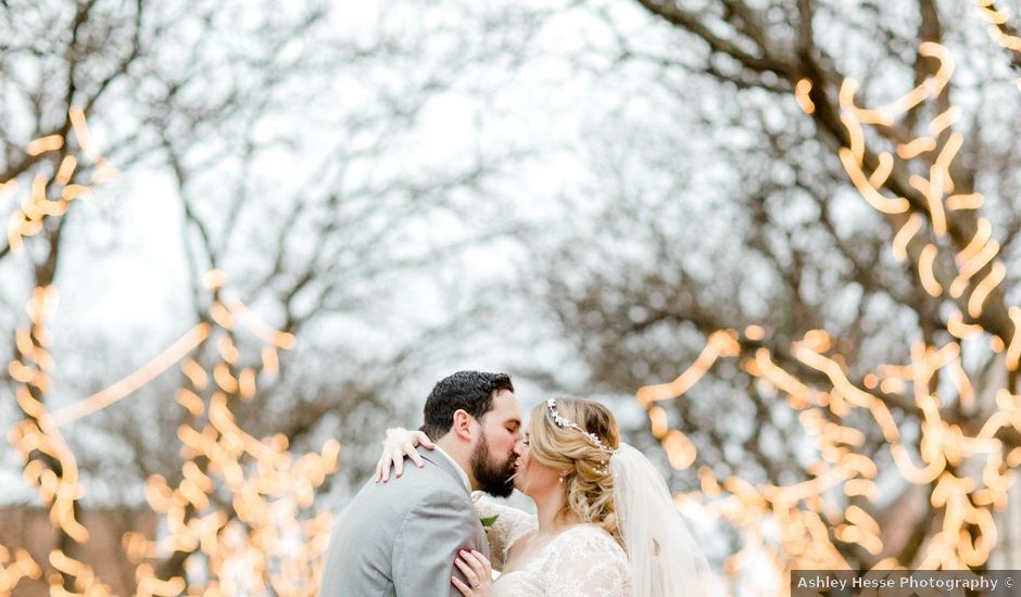 Brendan and Christina's Wedding in Hampton, Virginia