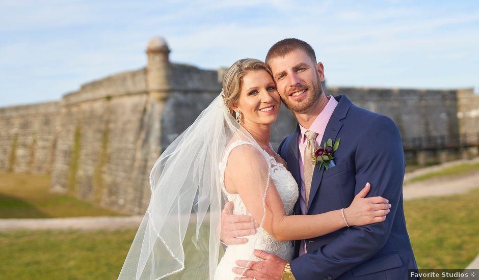 Brian and Jamie's Wedding in Saint Augustine, Florida