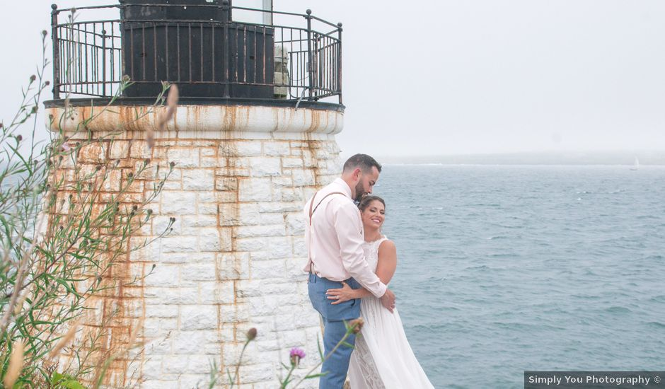 Ricardo and Danielle's Wedding in Newport, Rhode Island