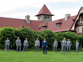 Ryan and Erin's Wedding in Portland, Connecticut 3