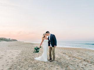 The wedding of Amanda and Jeff 2