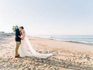 The wedding of Amanda and Jeff