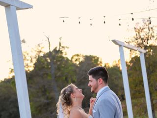 The wedding of Anna and Dillion 1