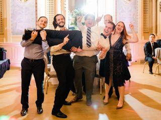The wedding of Josephine and Matt 1