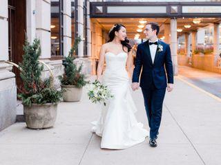 The wedding of Josephine and Matt