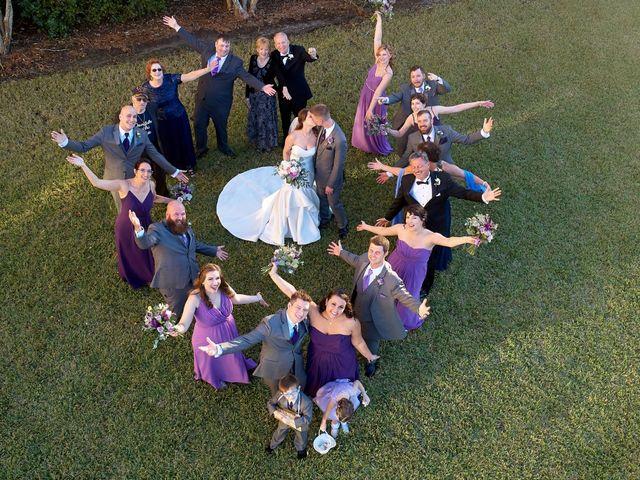 Kyle and Sara's Wedding in Saint Augustine, Florida 1