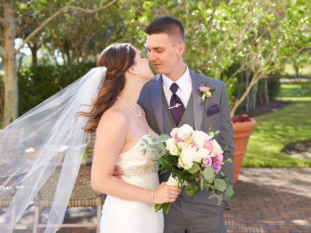 The wedding of Sara and Kyle