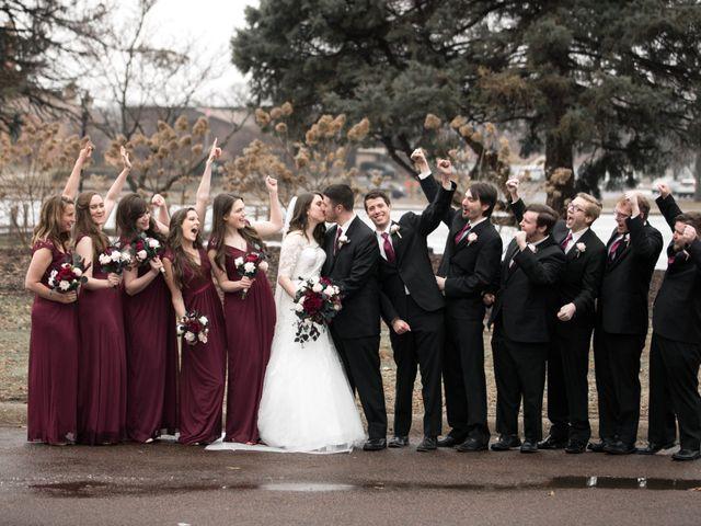 Cristian and Brianna's Wedding in Peoria, Illinois 1