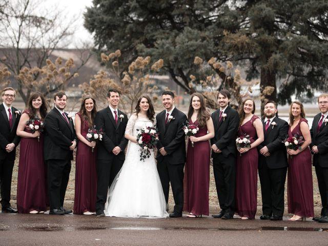 Cristian and Brianna's Wedding in Peoria, Illinois 2