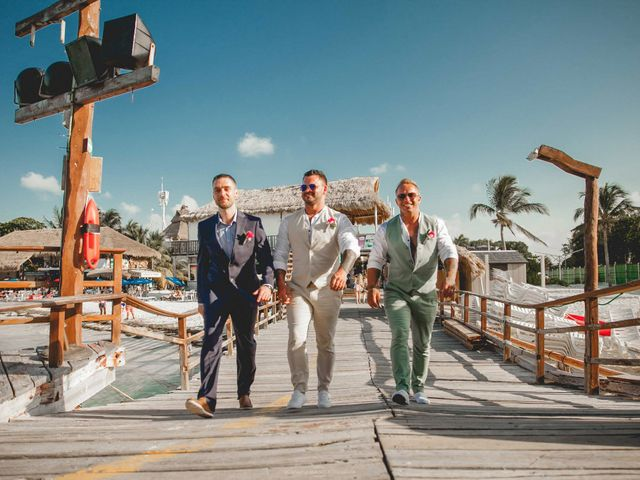 Paul and Danielle's Wedding in Cancun, Mexico 3