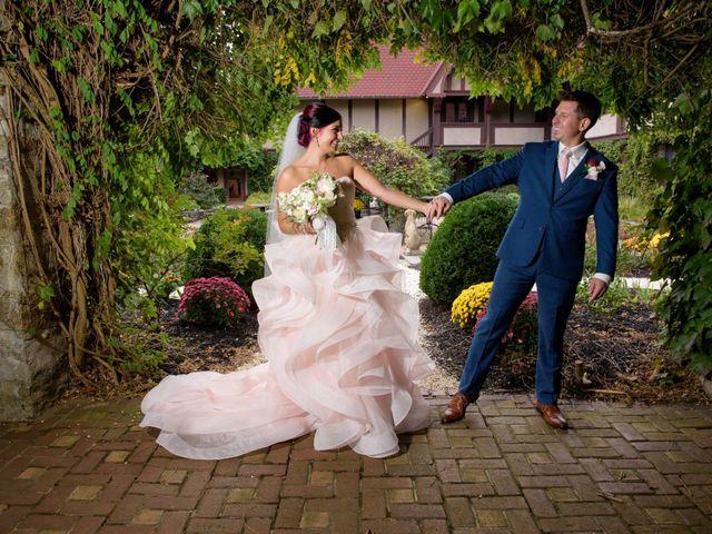 Ryan and Erin's Wedding in Portland, Connecticut 1