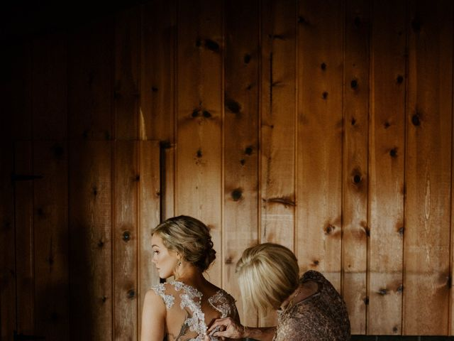 Quinn and Kate's Wedding in Bend, Oregon 5