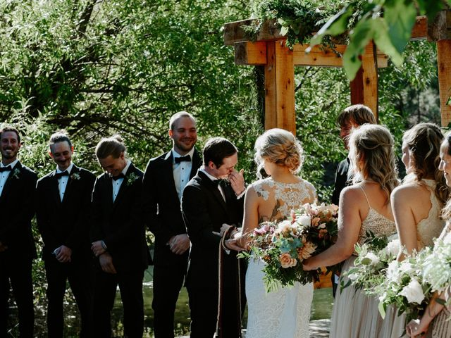 Quinn and Kate's Wedding in Bend, Oregon 21