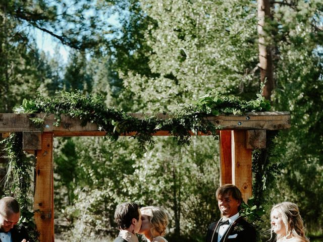 Quinn and Kate's Wedding in Bend, Oregon 25
