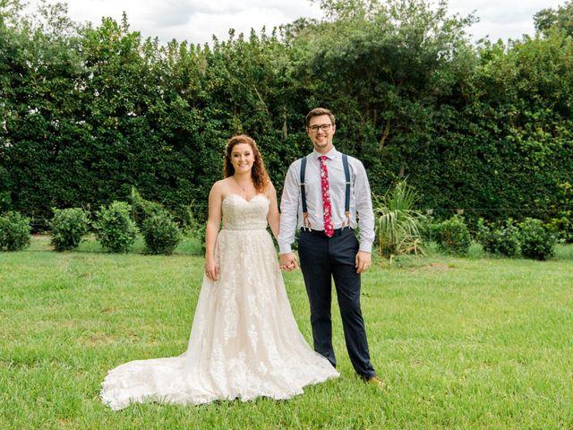The wedding of Lauren and Logan