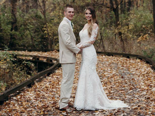 The wedding of Samantha and Timothy