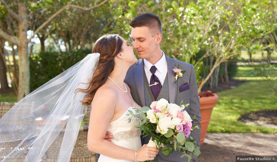 Kyle and Sara's Wedding in Saint Augustine, Florida