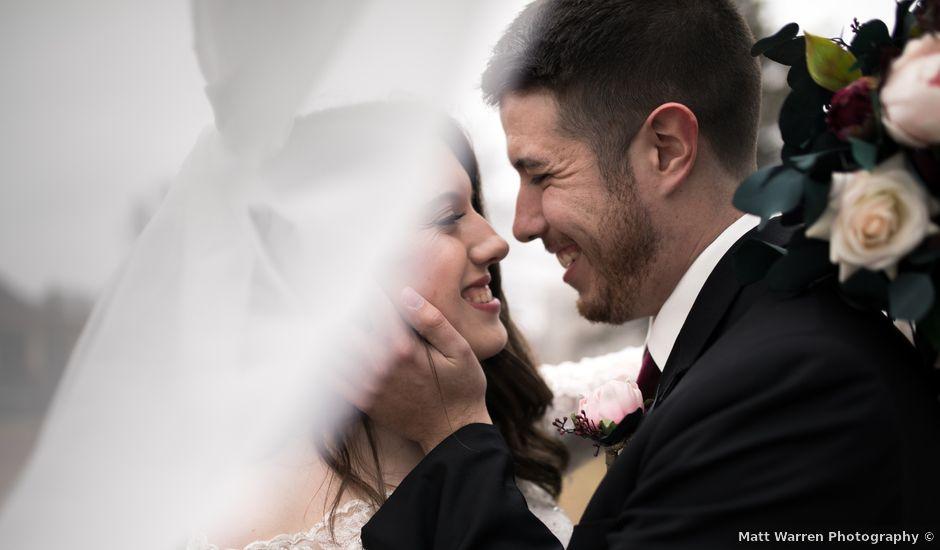 Cristian and Brianna's Wedding in Peoria, Illinois