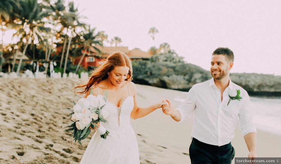Jessica and Brendan's Wedding in Cabarete, Dominican Republic