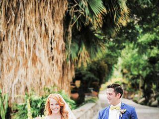 Katie and Brian's Wedding in North Palm Springs, California 13