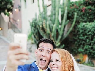 Katie and Brian's Wedding in North Palm Springs, California 19