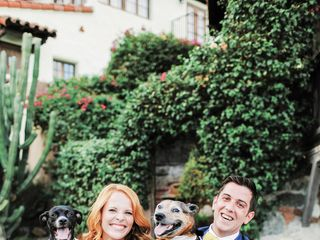 Katie and Brian's Wedding in North Palm Springs, California 20