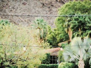 Katie and Brian's Wedding in North Palm Springs, California 23