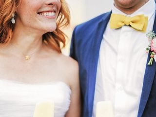 Katie and Brian's Wedding in North Palm Springs, California 26