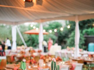 Katie and Brian's Wedding in North Palm Springs, California 30
