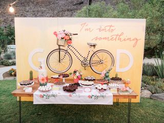 Katie and Brian's Wedding in North Palm Springs, California 34