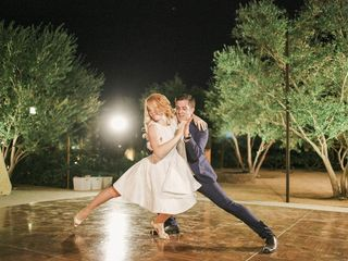 Katie and Brian's Wedding in North Palm Springs, California 37