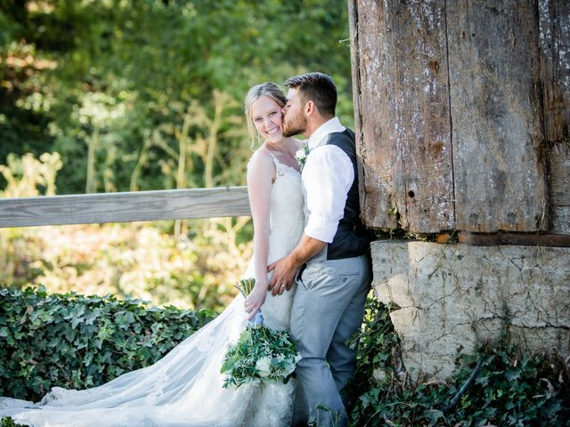 Emily and Gabriel's Wedding in Nipomo, California 20