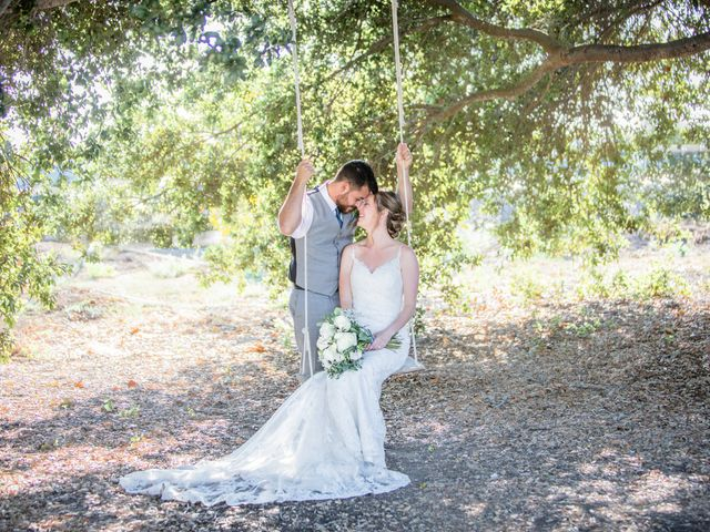 Emily and Gabriel's Wedding in Nipomo, California 21