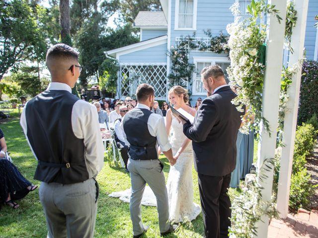 Emily and Gabriel's Wedding in Nipomo, California 25
